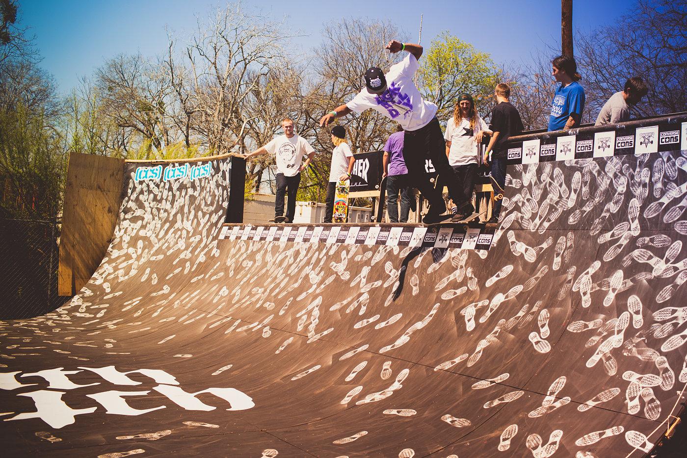 Thrasher Skate Ramp