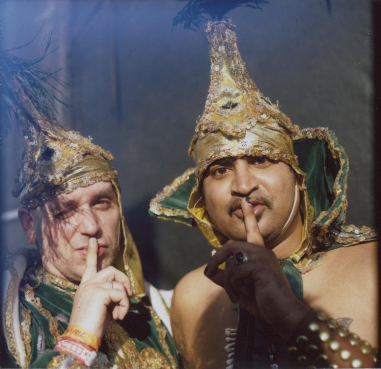 King Khan & BBQ