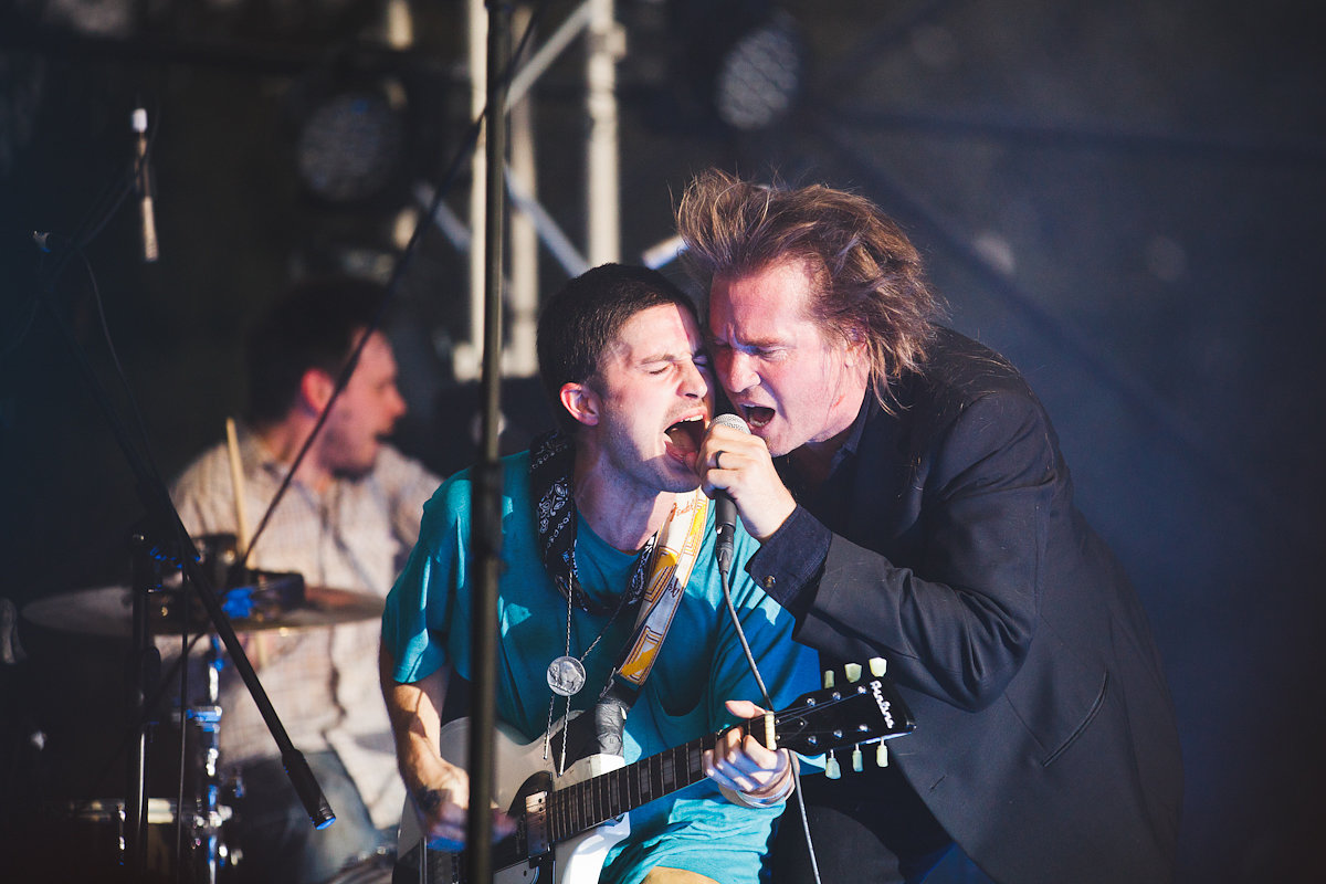 Val Kilmer + Black Lips