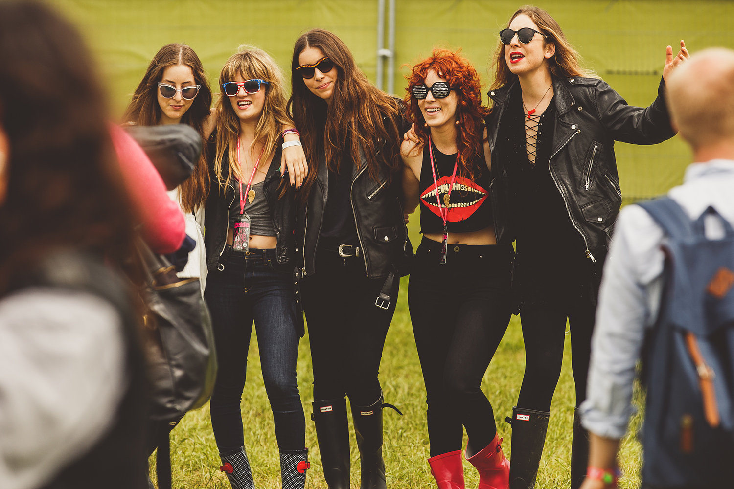 Haim + Deap Vally