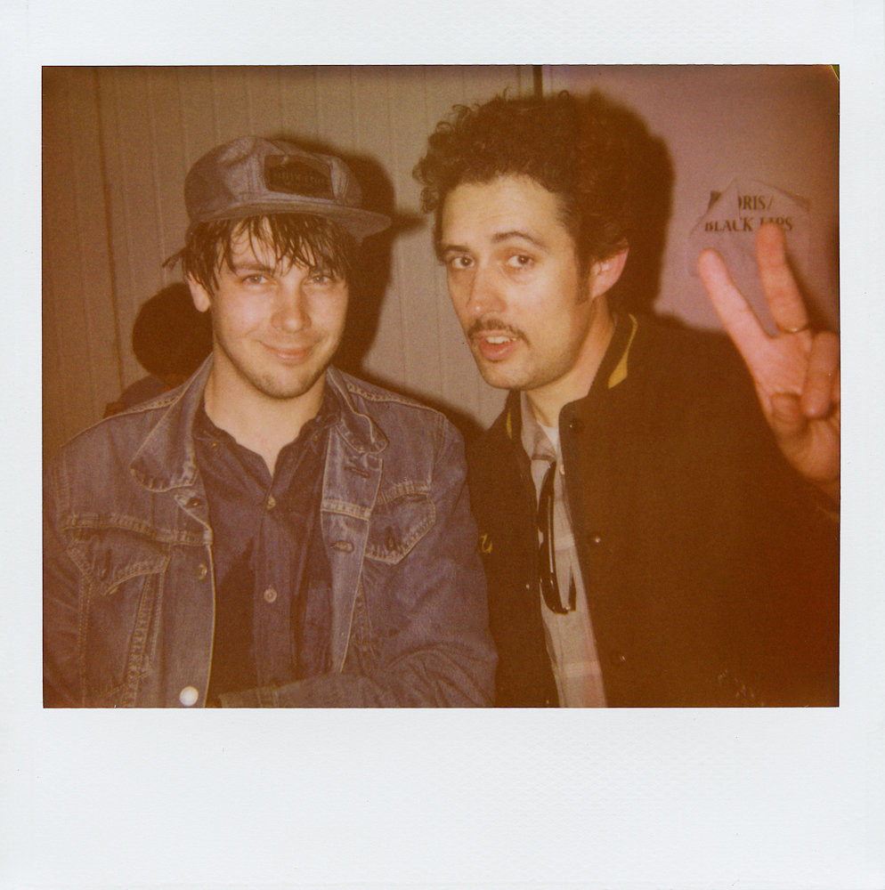 Ian + Joe // Black Lips
