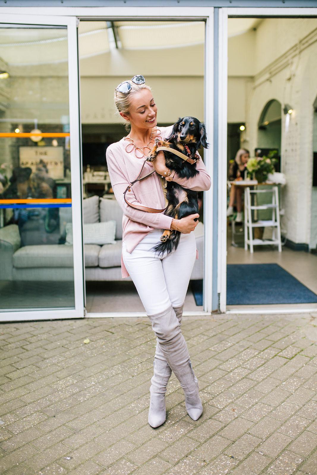 Josie, Fashion Mumblr & Dexter