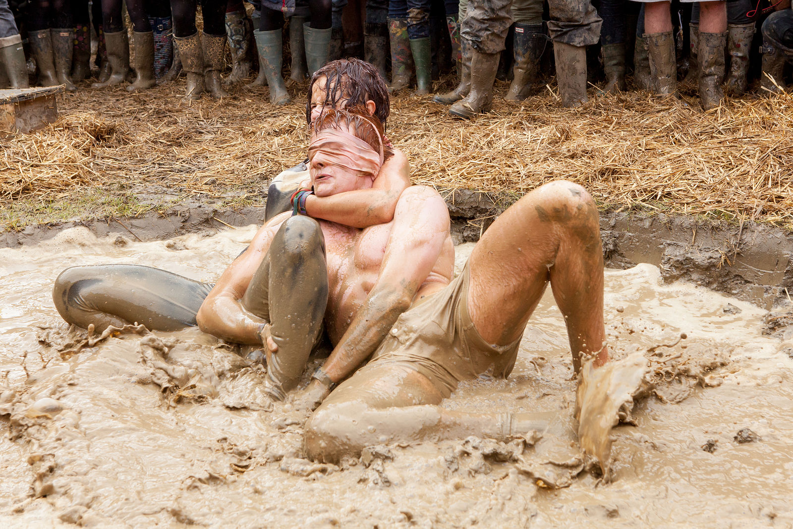 Naked Women Mud Wrestling  Hot Girl Hd Wallpaper-6973