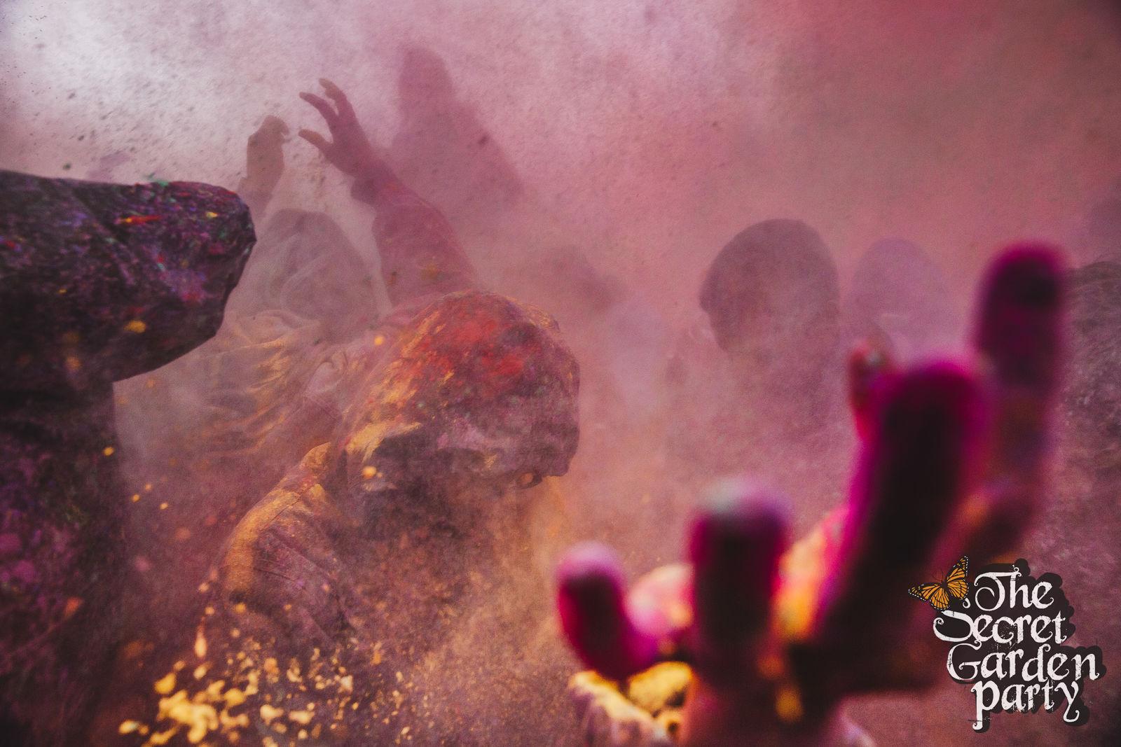 A Paint Explosion