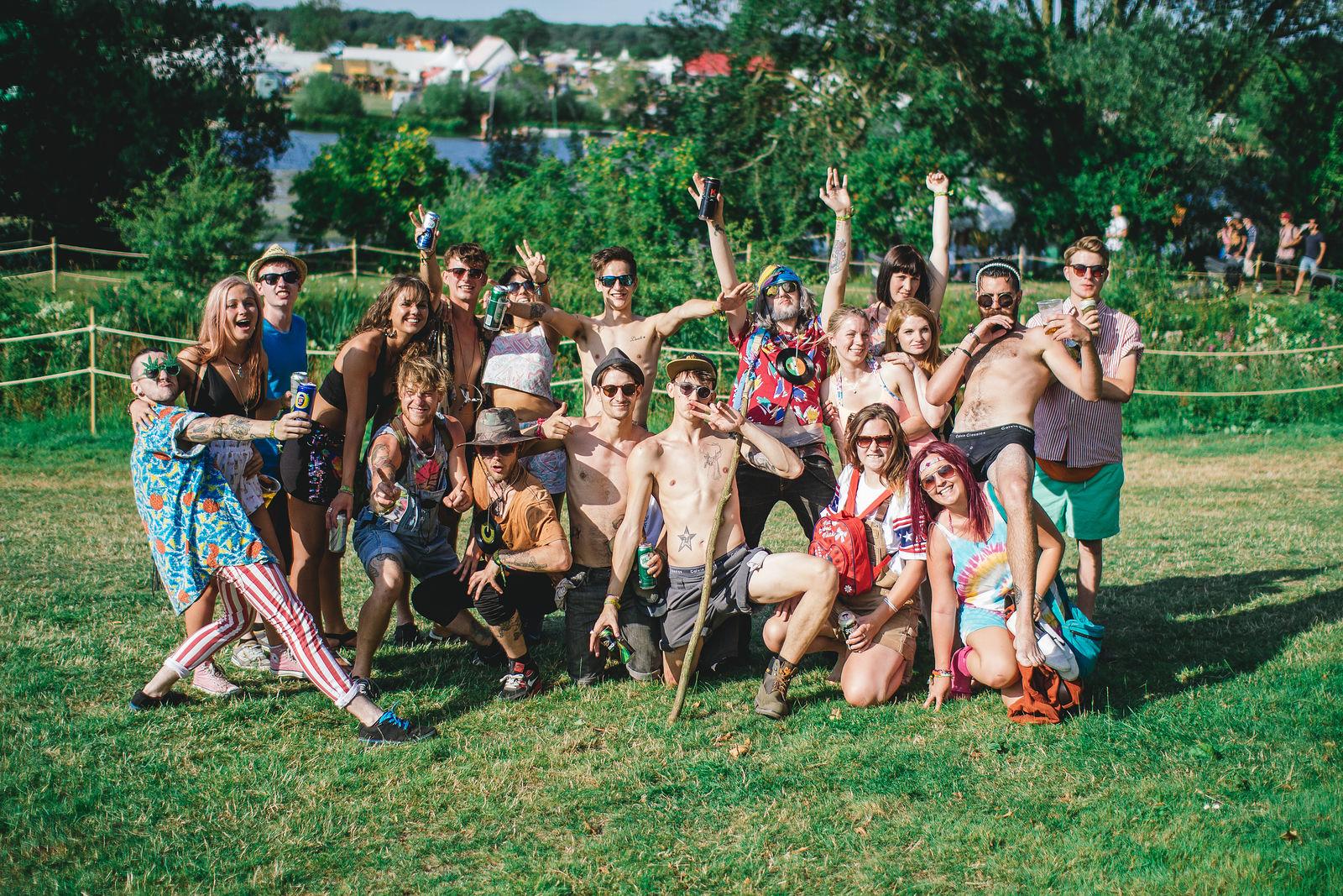 Secret Garden Party 2014