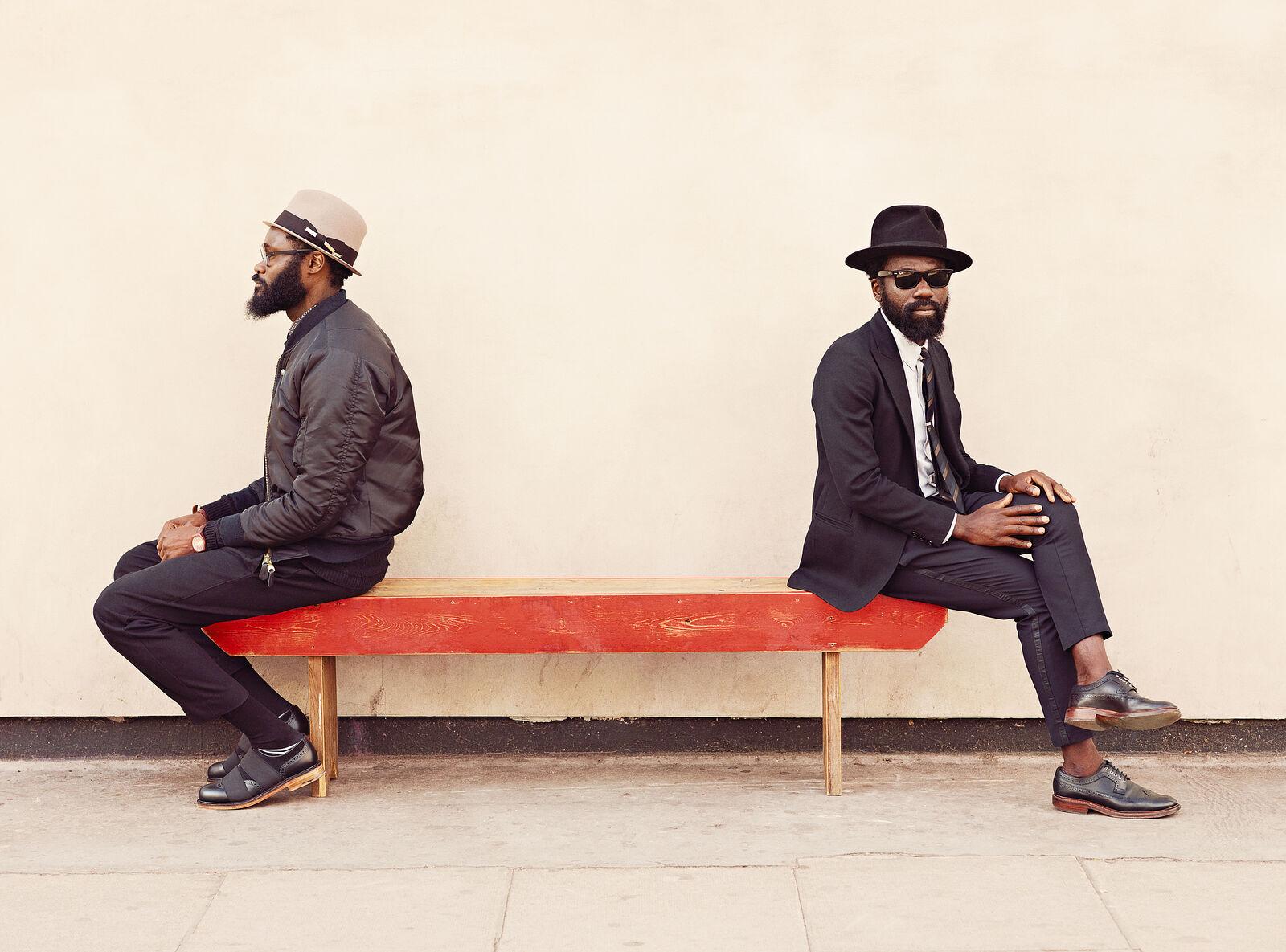 Shaka Maidoh & Sam Lambert