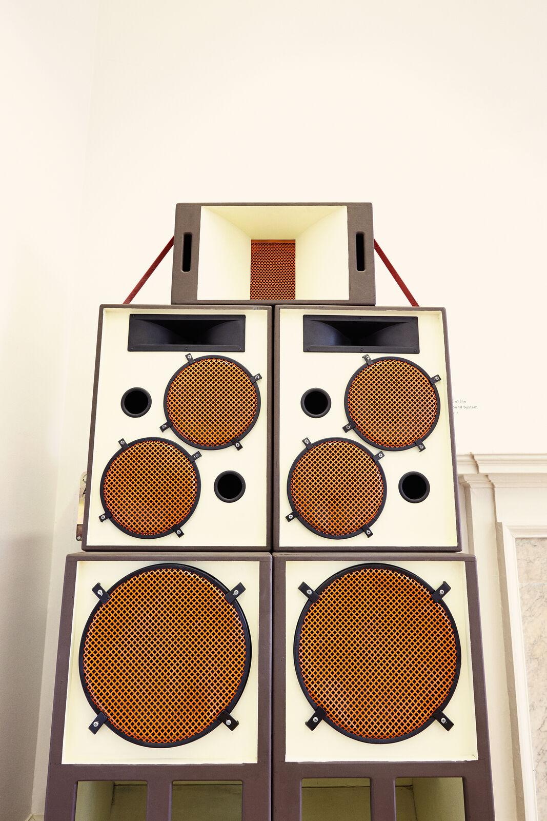 1000 Ton Sound System
