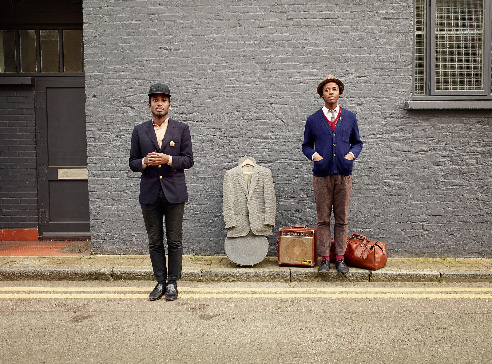 Nicholson Davids & Ned Archibong