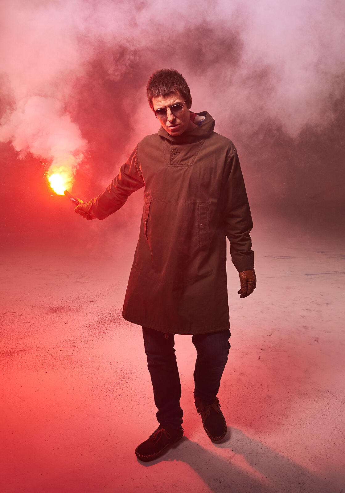 Liam Gallagher : Trailblazer
