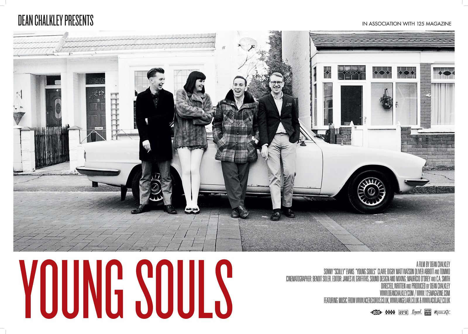 Young Souls : Film Poster