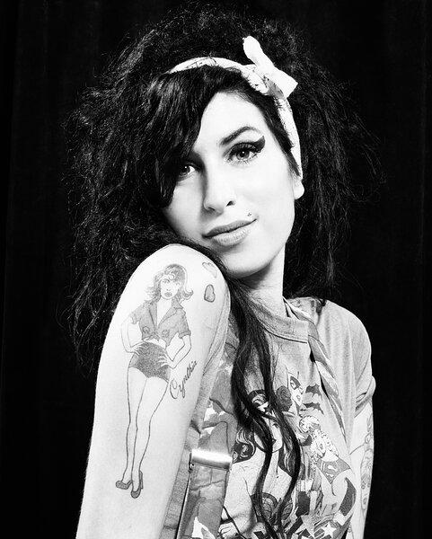 Amy Winehouse Islington I 2006