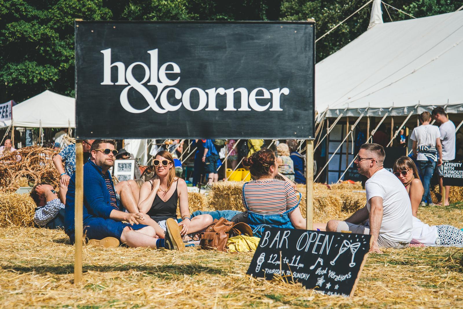 Hole & Corner