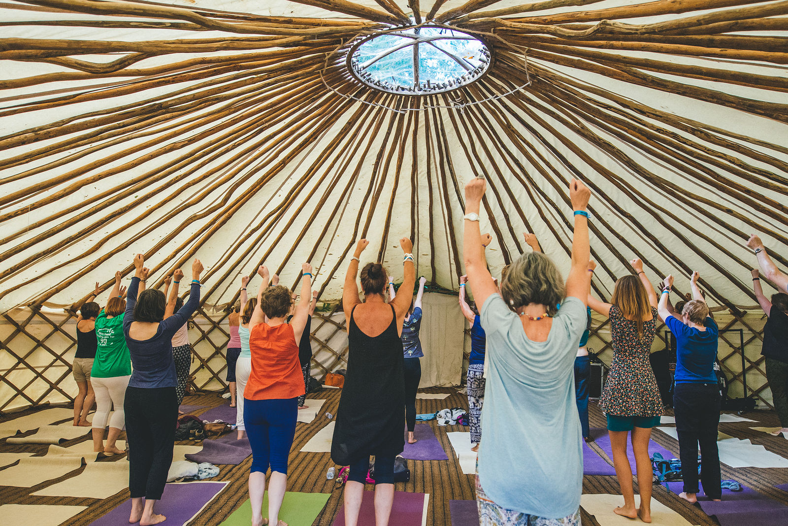 PhysYogaLates with Clare Fone