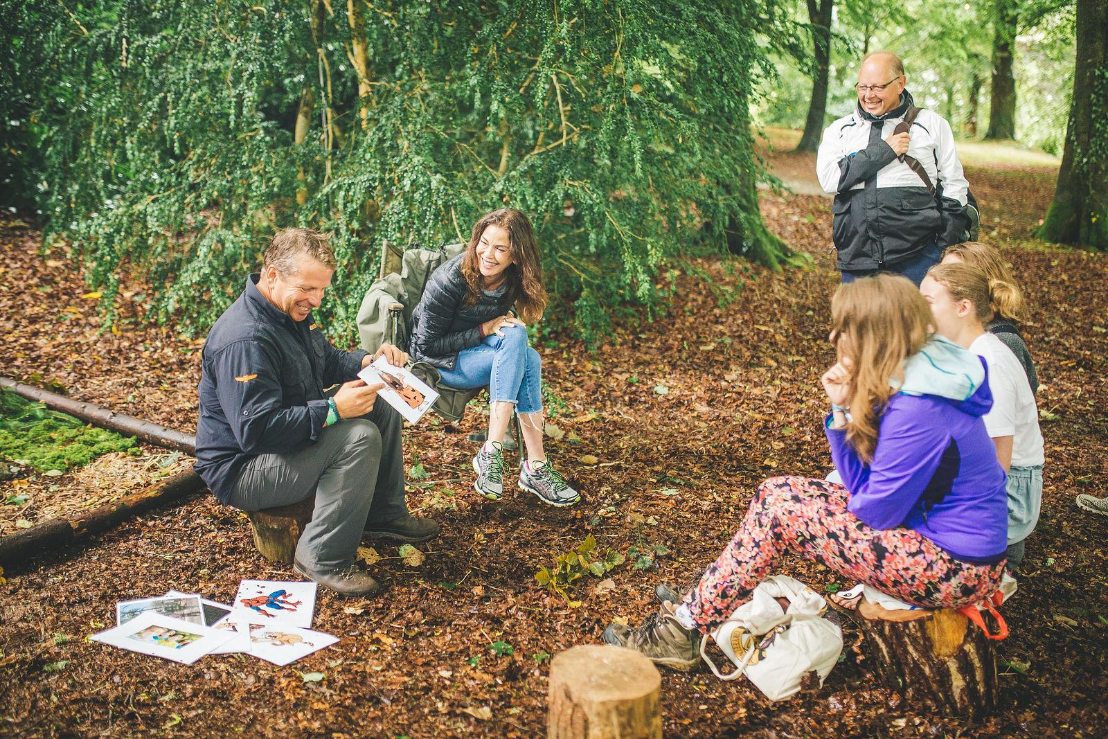 Terri Hatcher - Survival Wisdom Camp