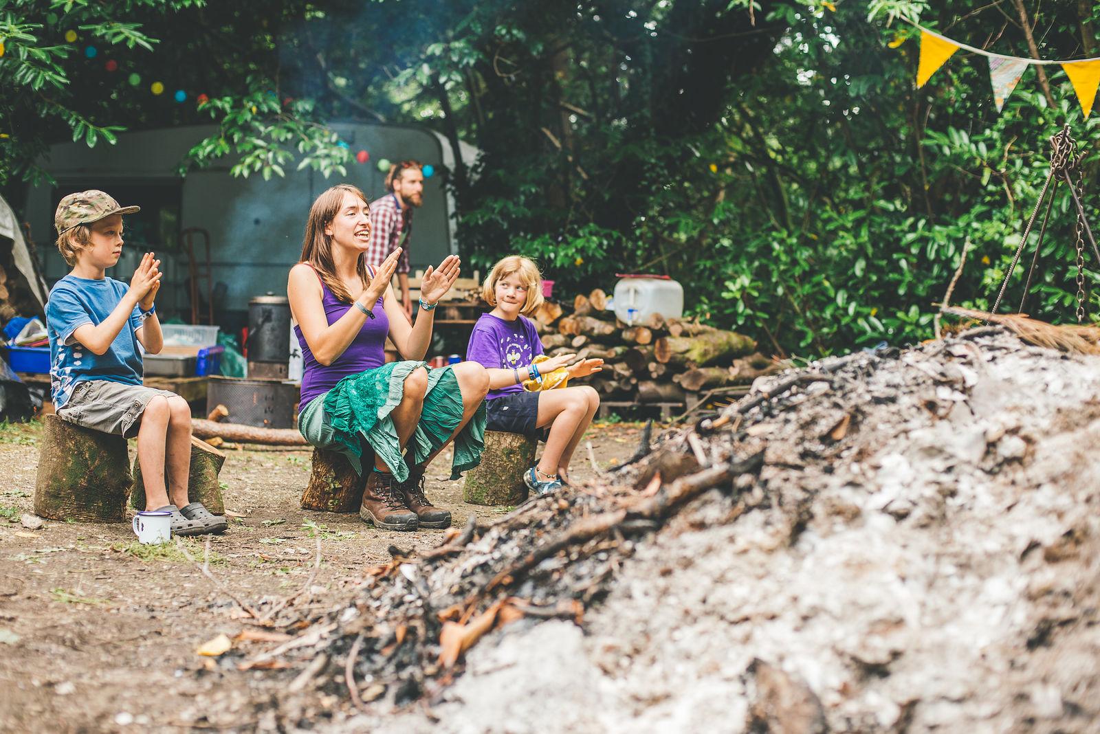 Campfire Singalong