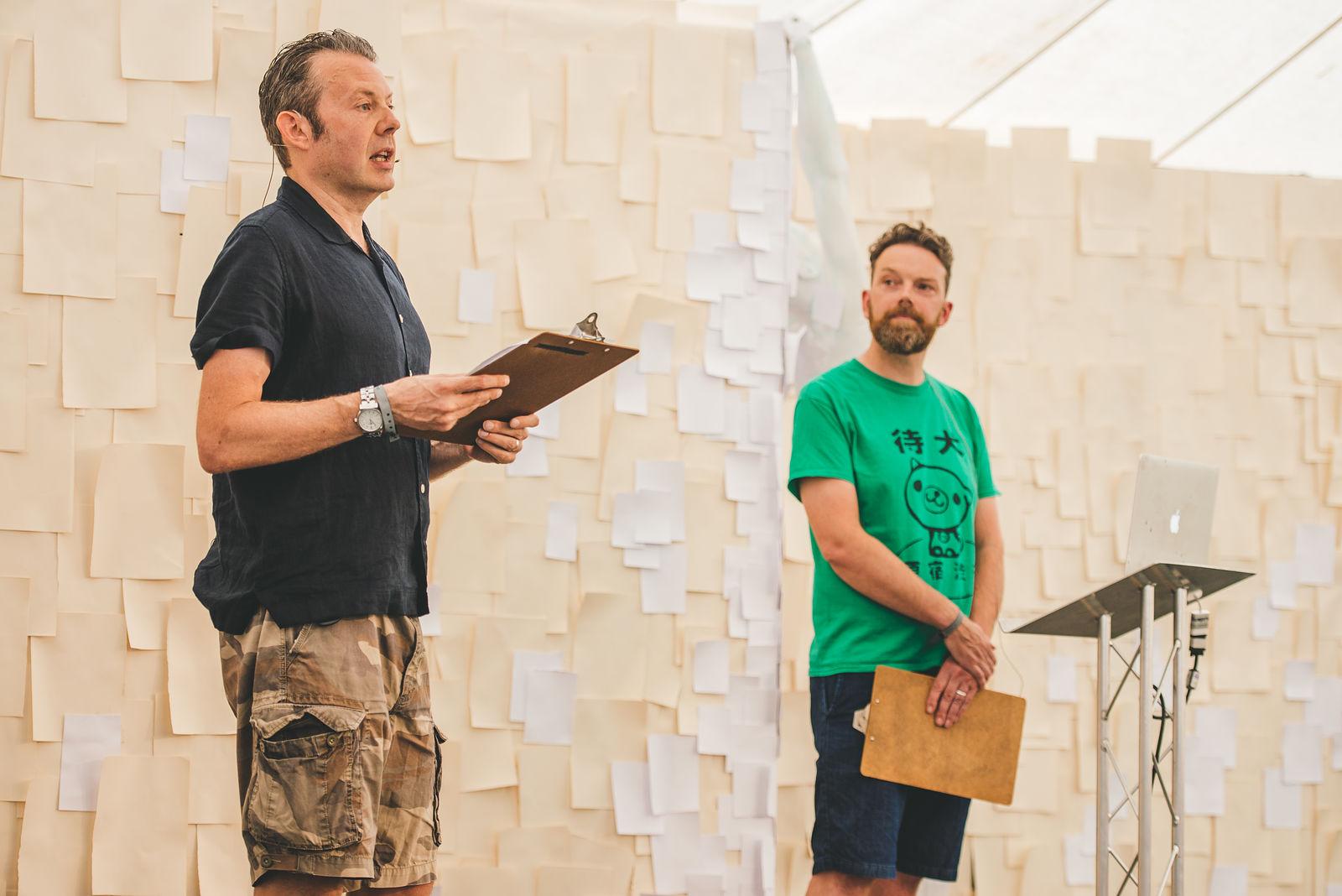 Jamie Keenan & Jon Gray