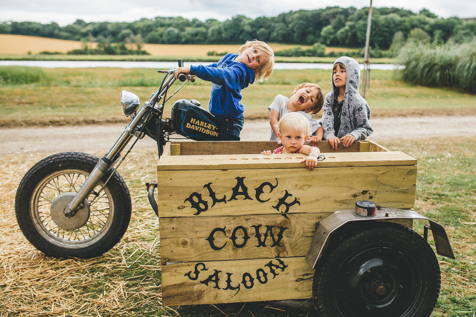 The Black Cow Saloon