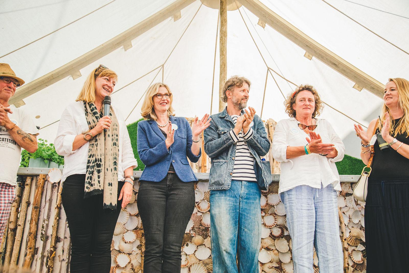 Flower & Fodder Prize-Giving