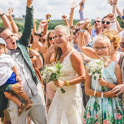 Port Eliot Wedding