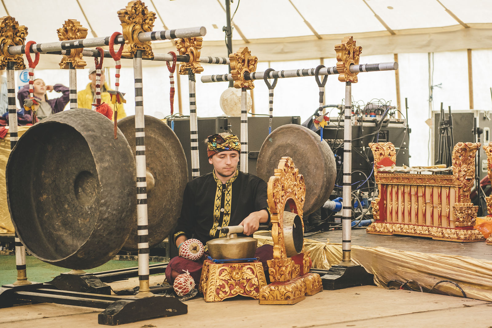 Gamelan Performance