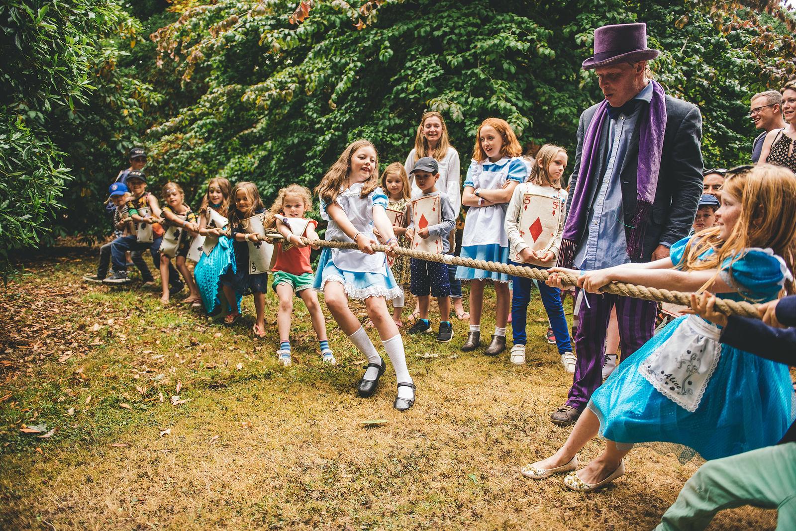 Alice In Wonderland Treasure Hunt