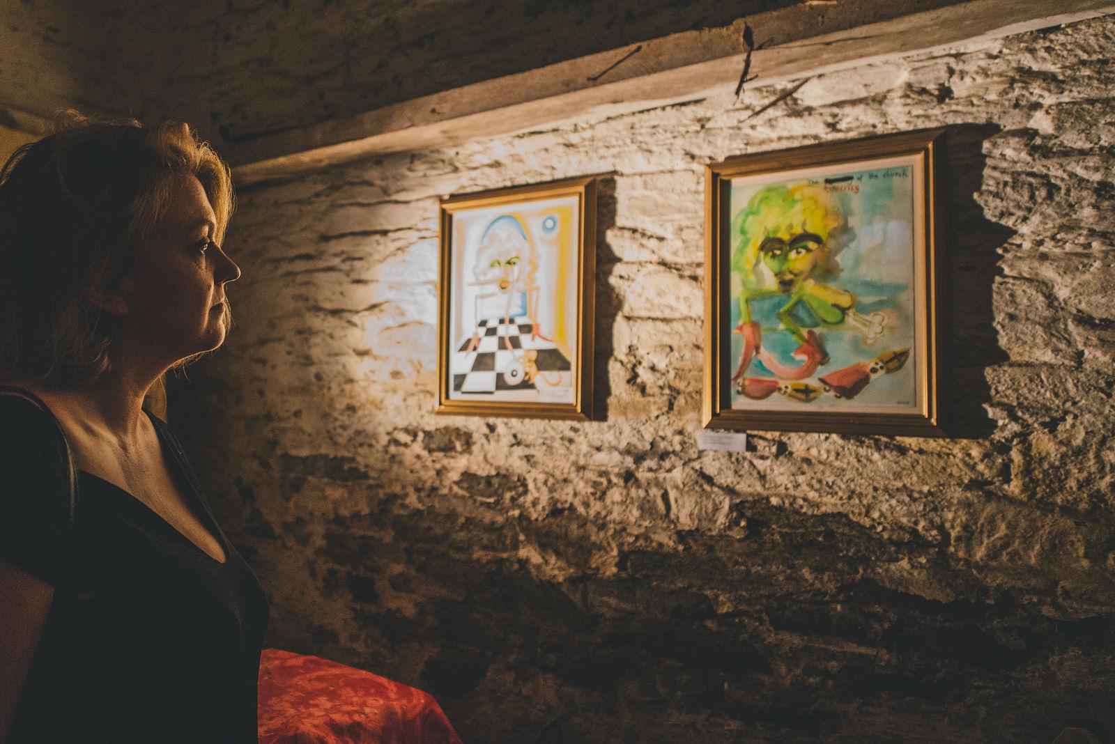 Noel Fielding Exhibition