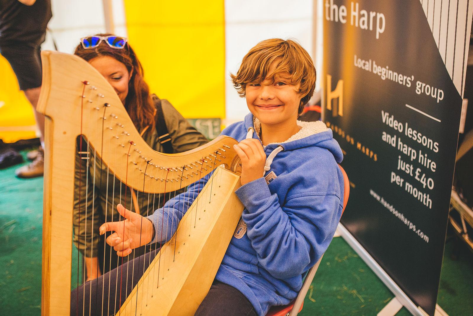 Harp Workshop