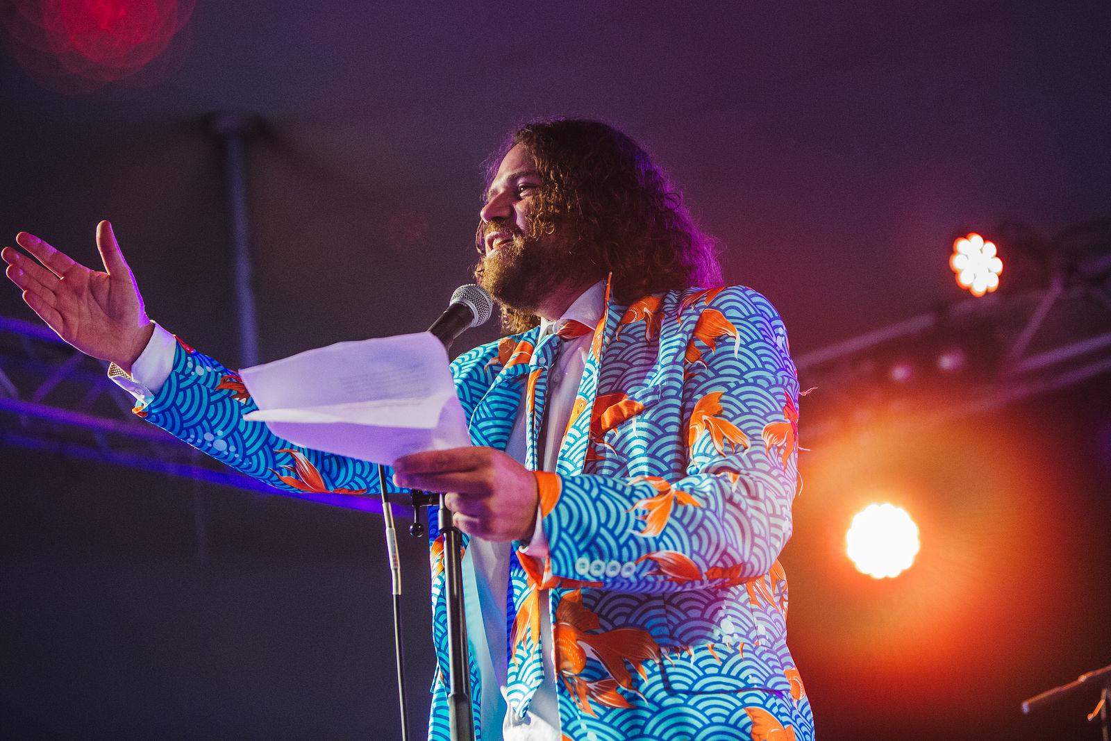 Shambala Poetry Slam