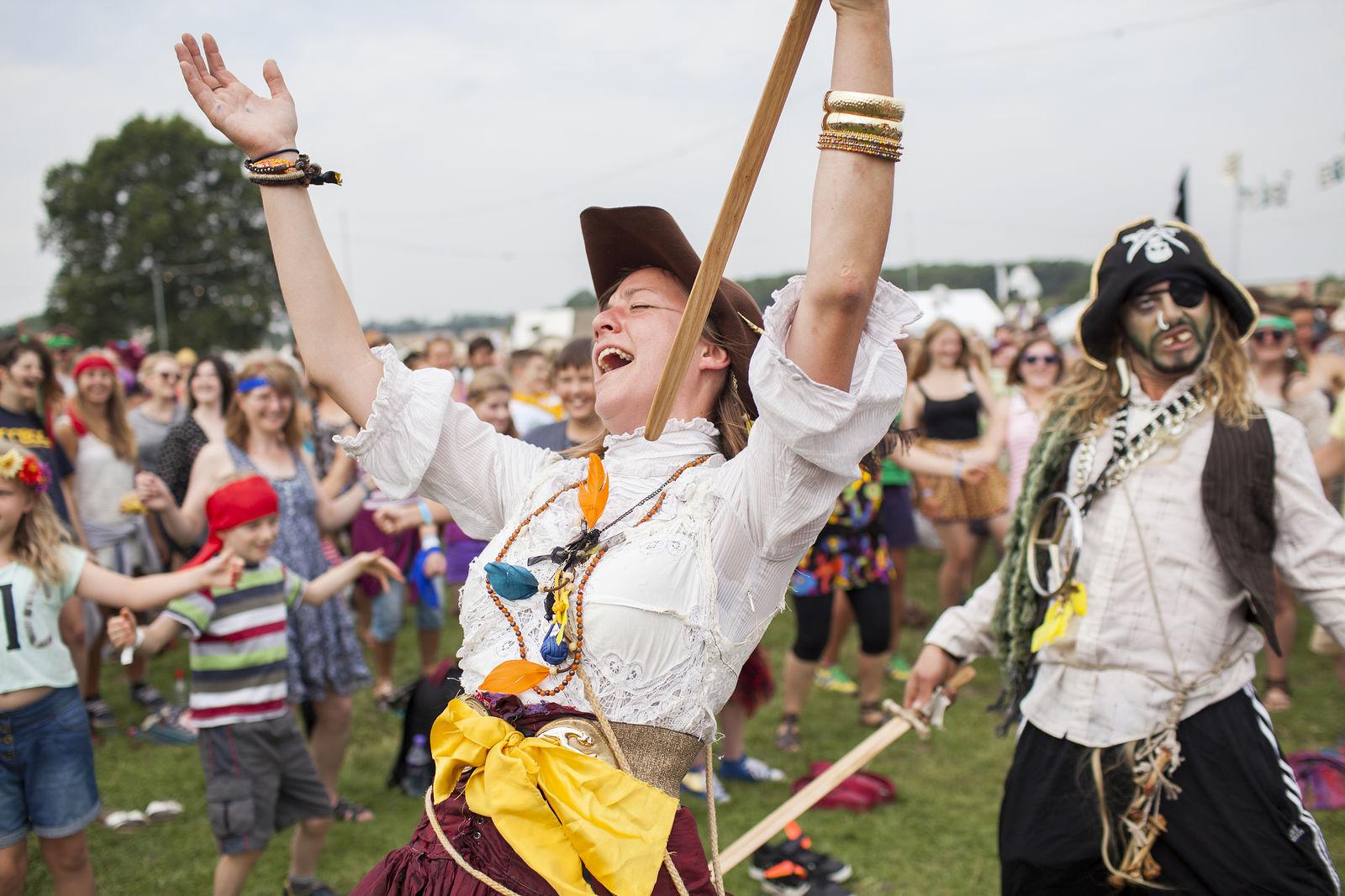Pirate Booty Dance