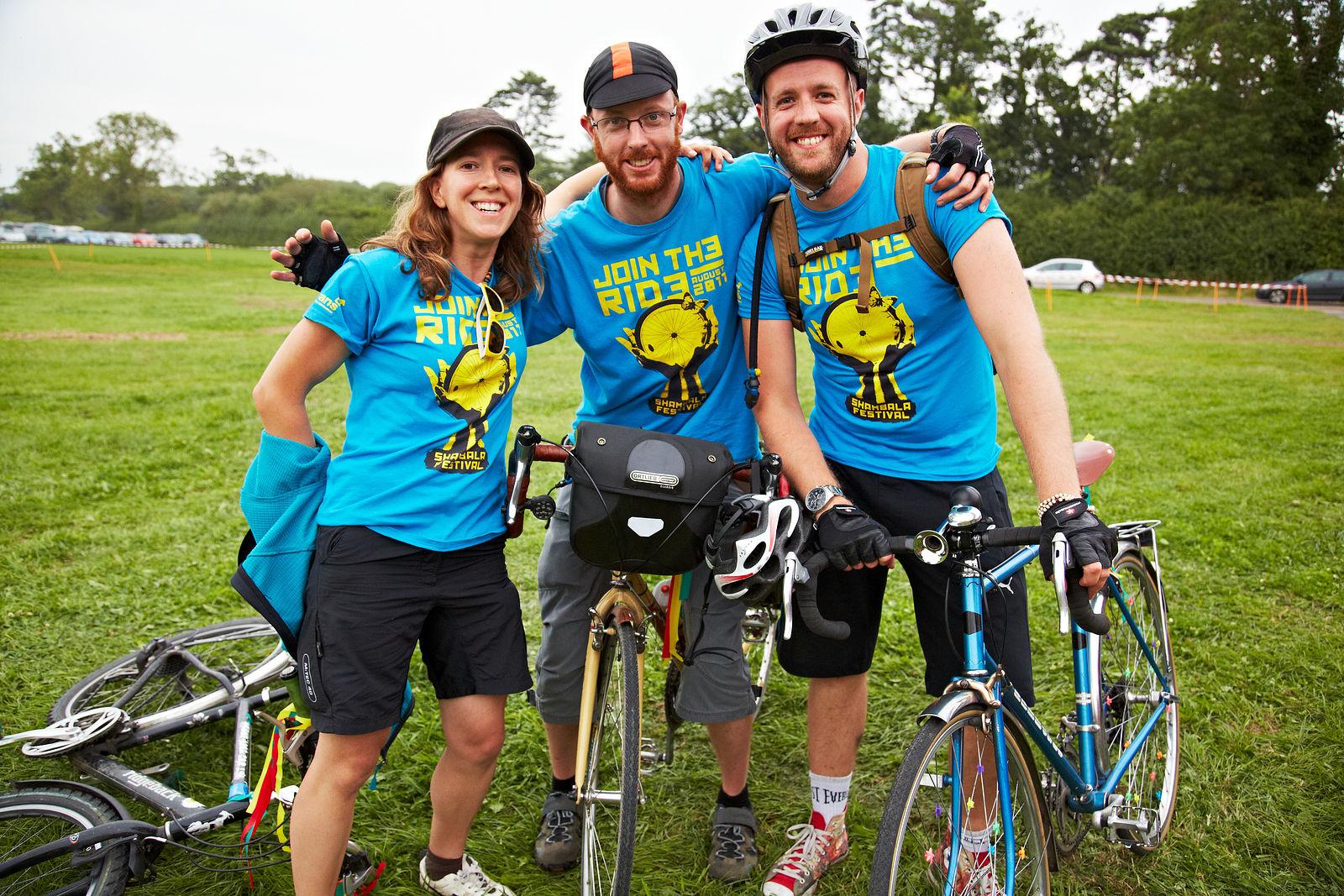 Sustrans Bike Ride