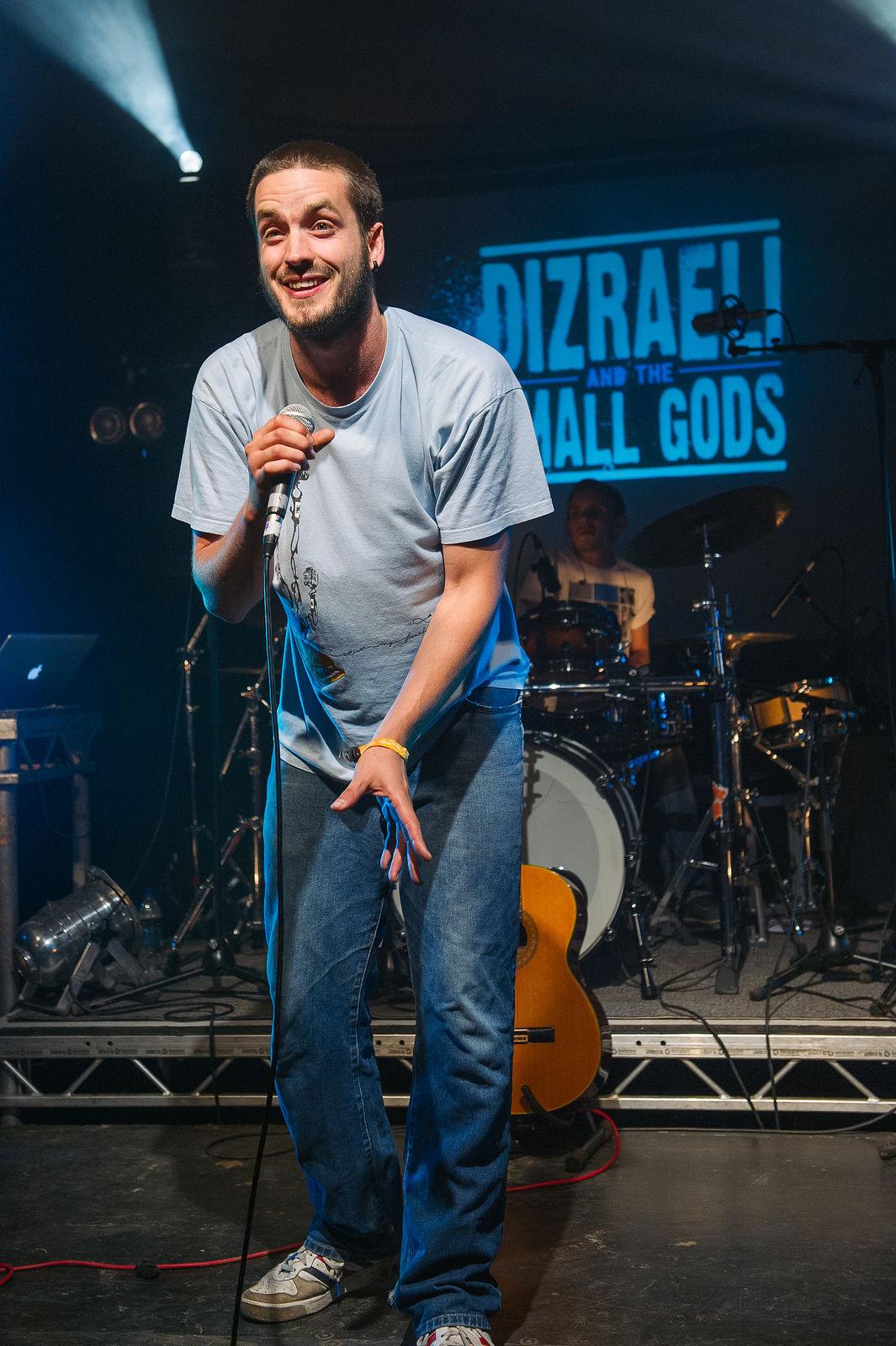 Dizraeli & The Small Gods