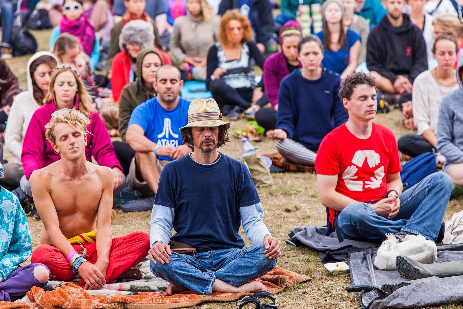 Mass Meditation