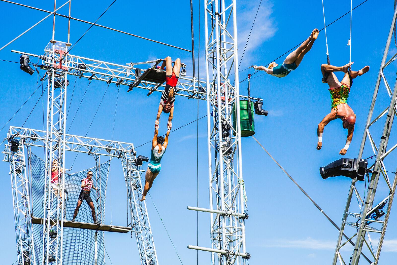 Guerilla Circus