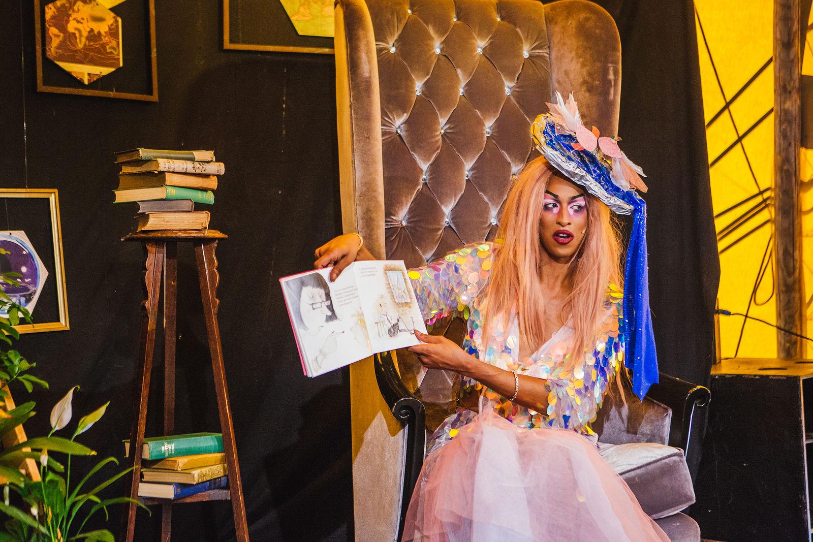 Drag Queen Storytelling