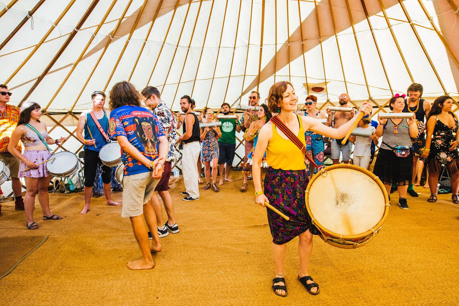 Melody Yurt