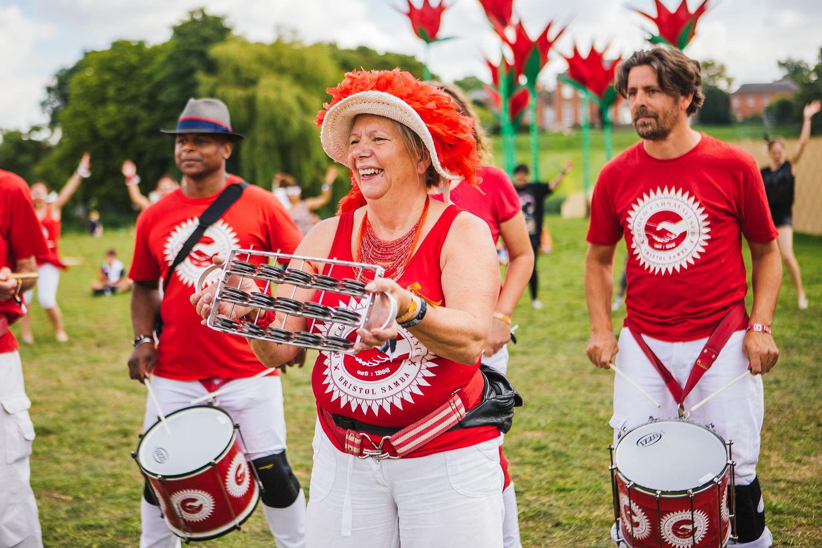 Bristol Samba