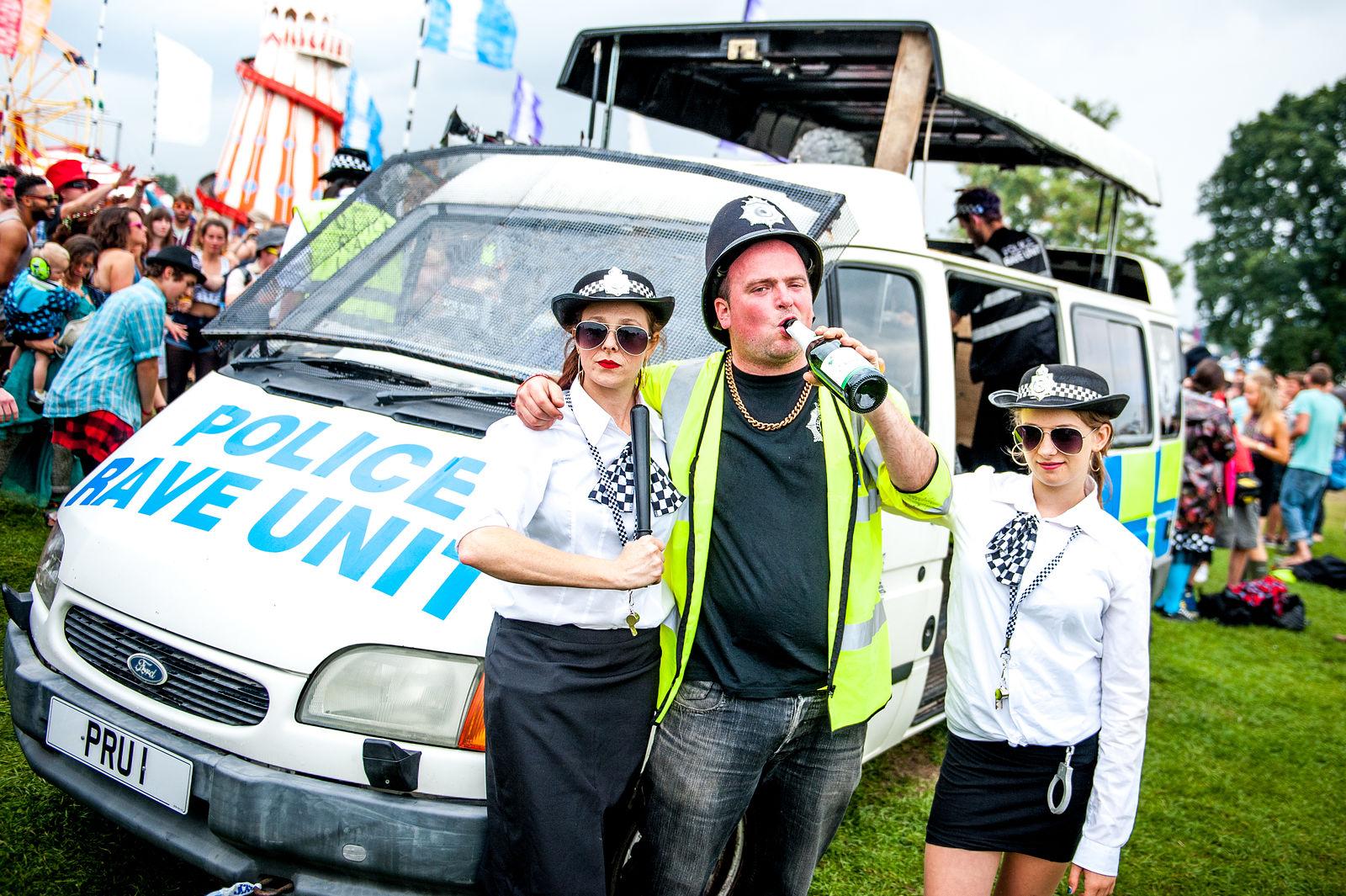 Police Rave Unit
