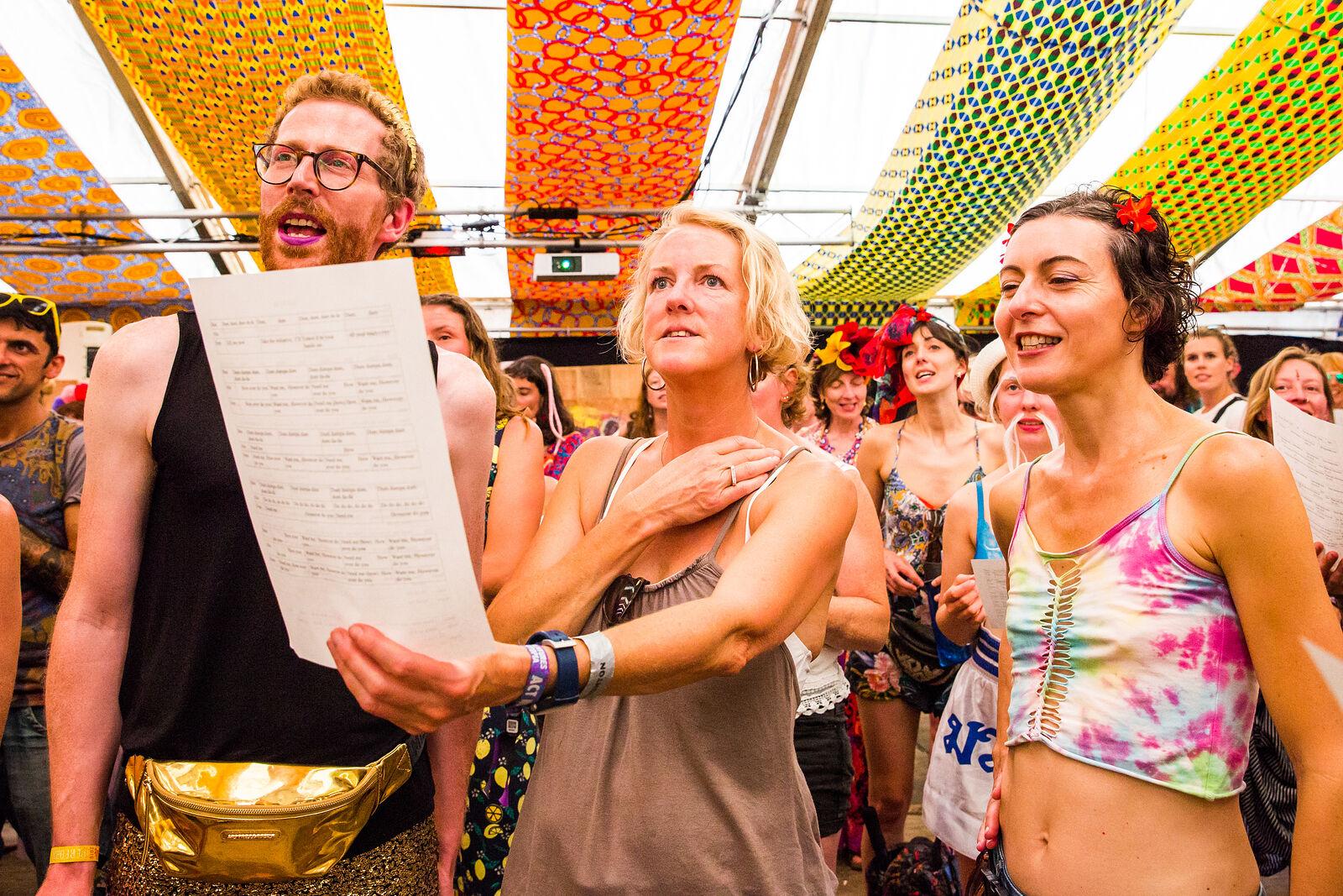 Rave Choir