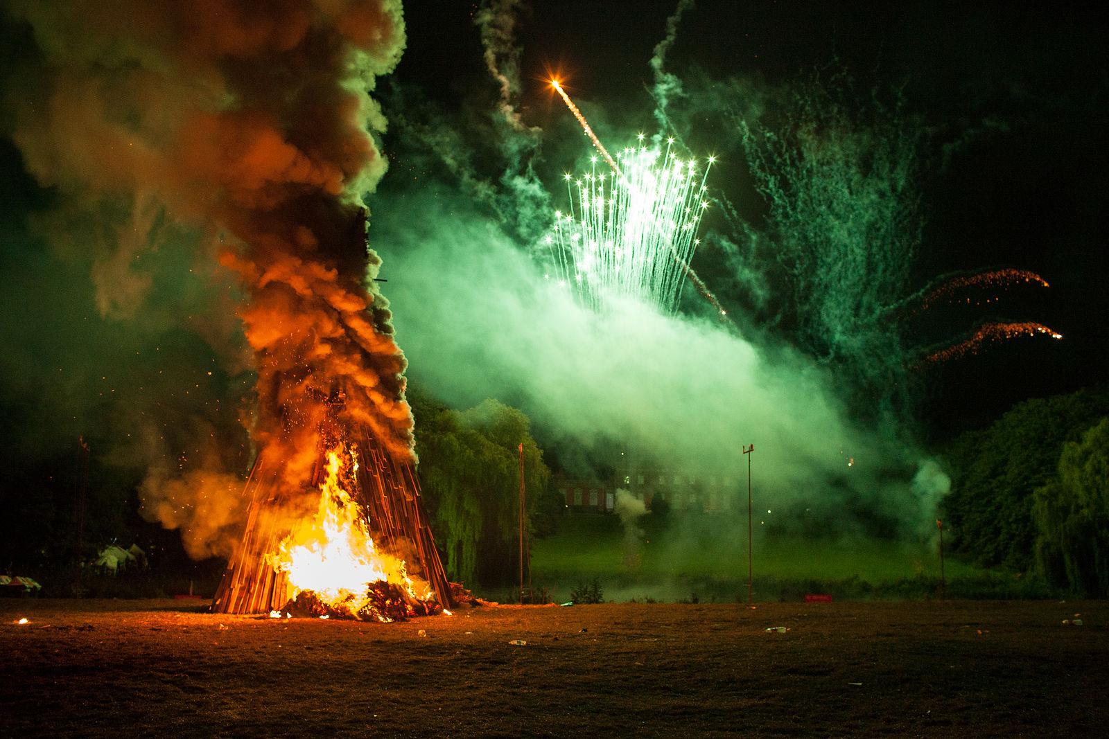 The Big Burn Grand Finale