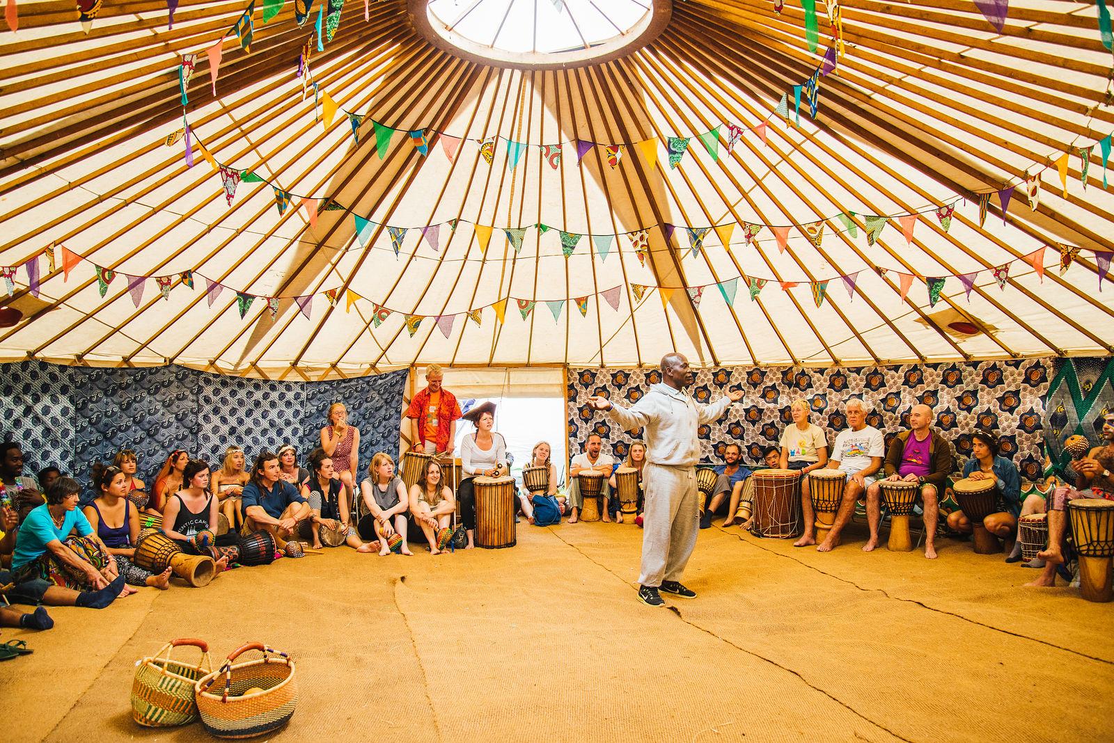 Bido Irie - Drumming from the Ivory Coast