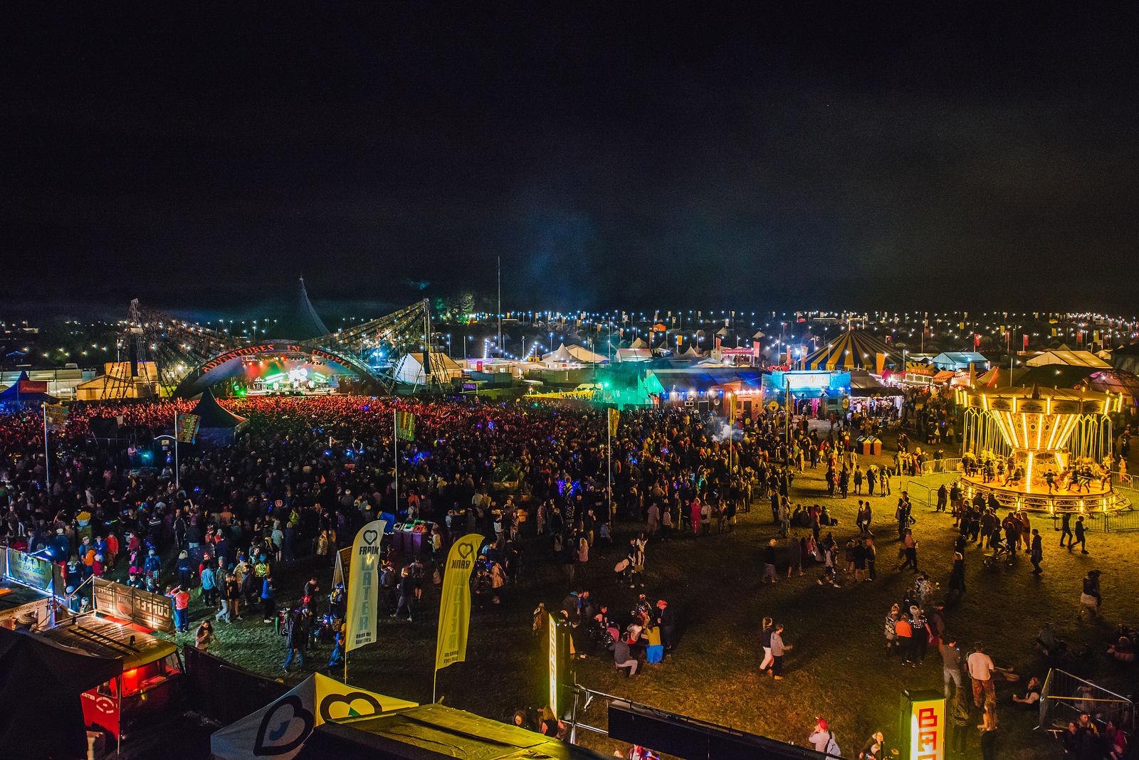Shambala 2016