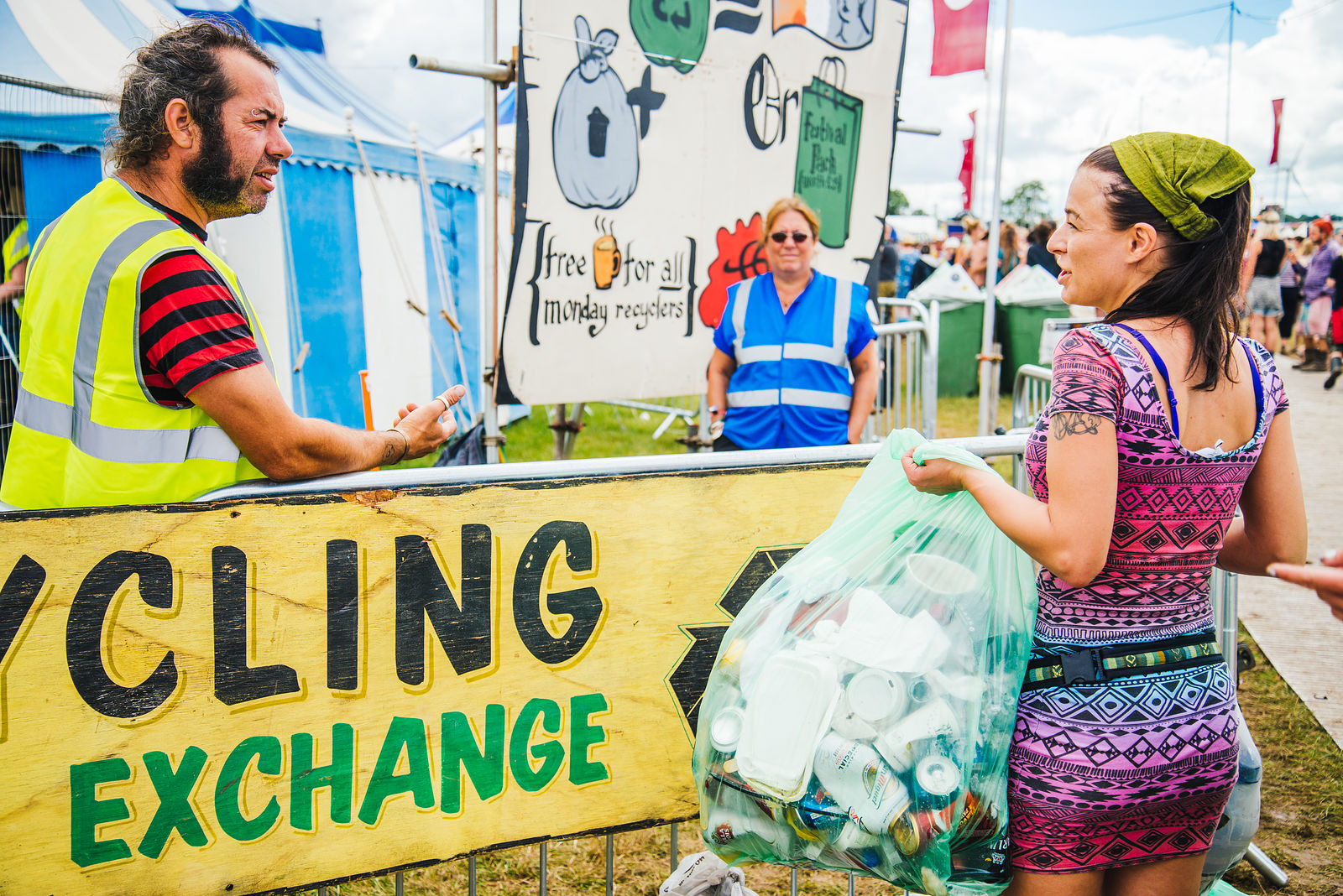 Recycling Exchange
