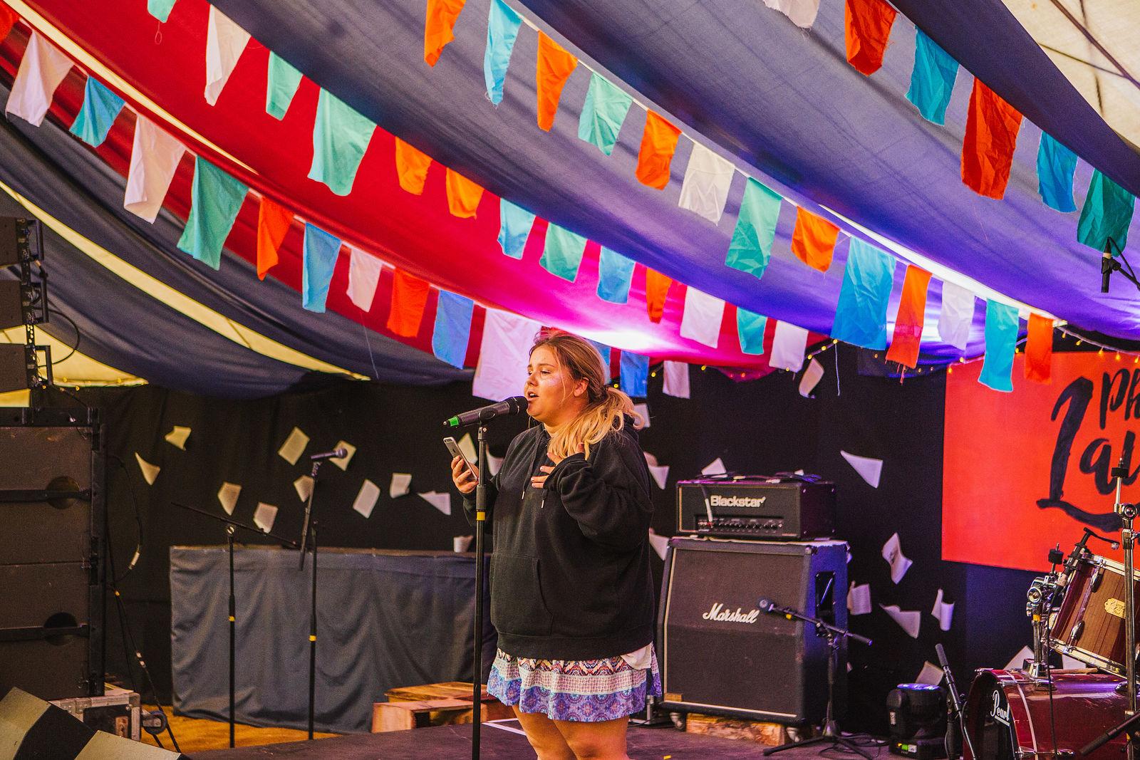 Poetry Workshop Showcase