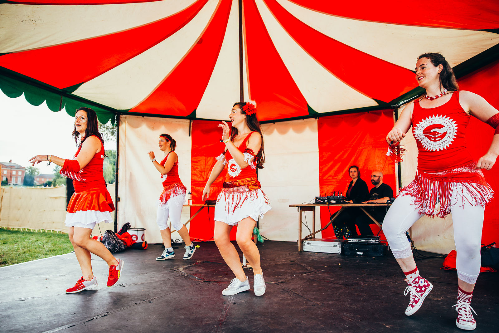 Samba Dance Workshop