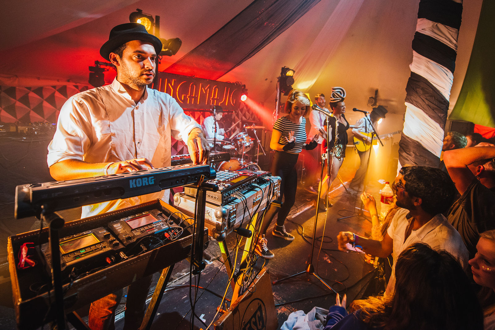 Electric Swing Circus