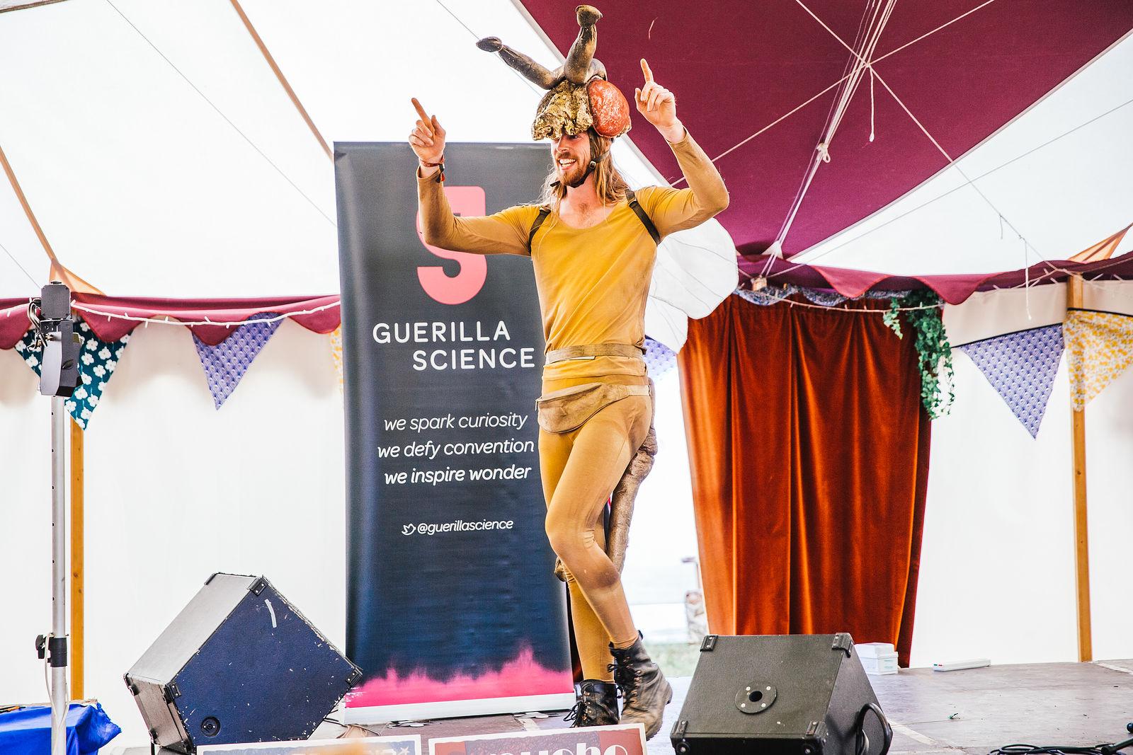Guerrilla Science