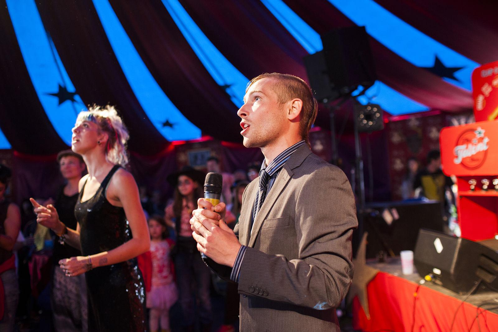 Talent Contest & The Social Club