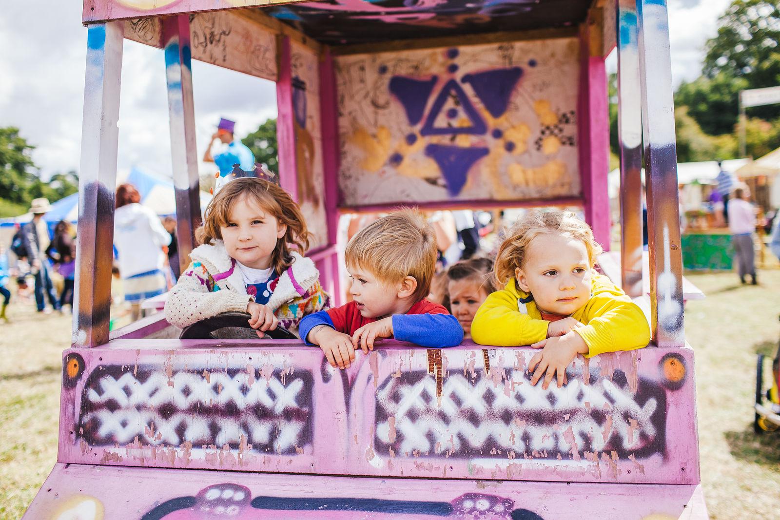 The Kids Area