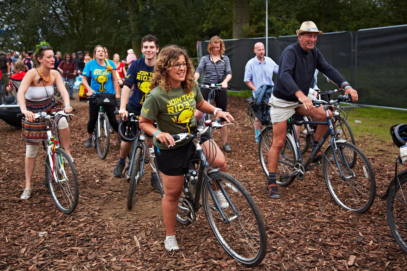 Shambala Bike Ride