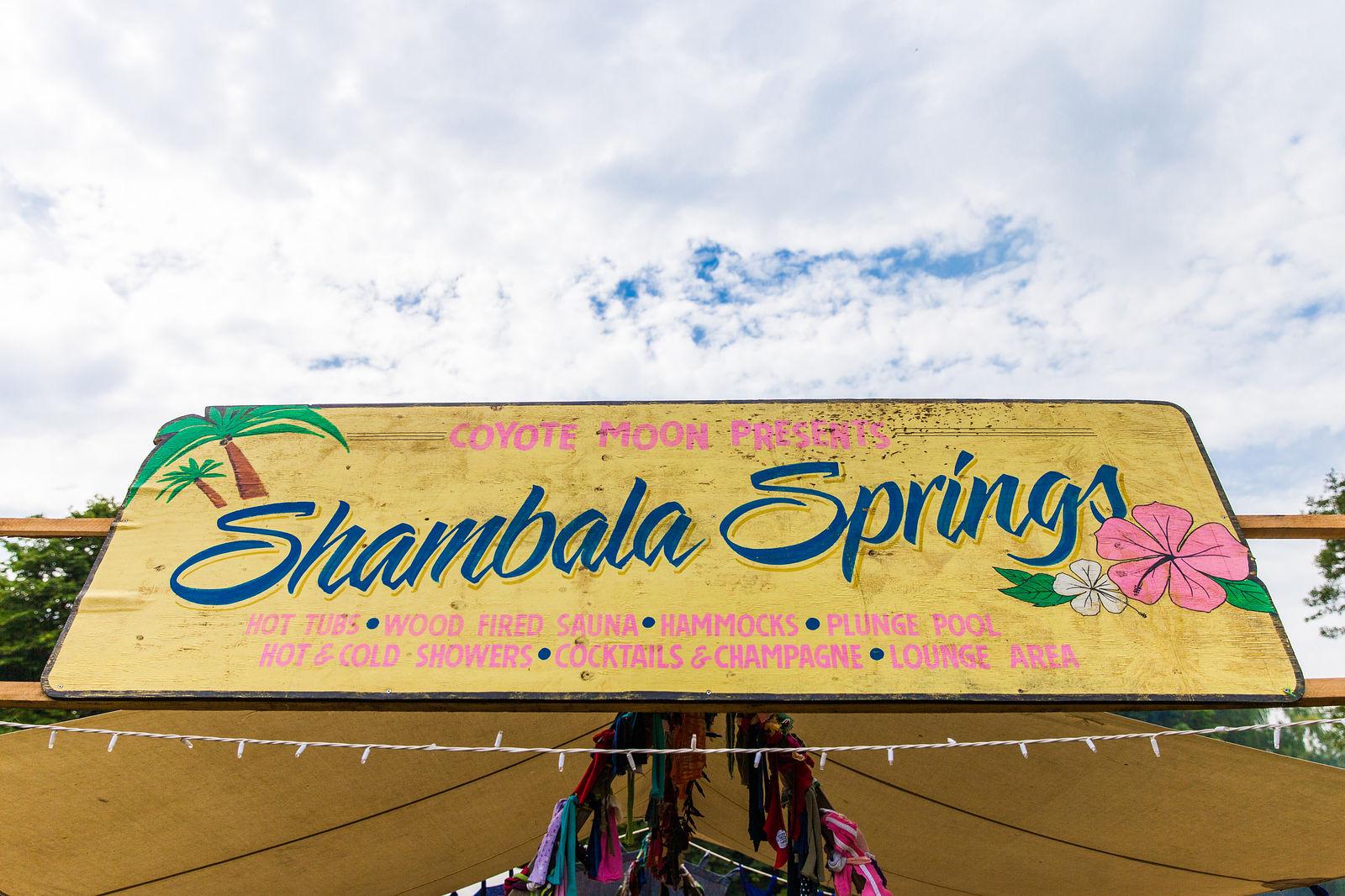 Shambala Springs